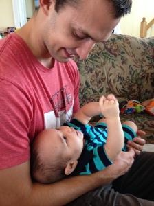 Nathan and EJ :)